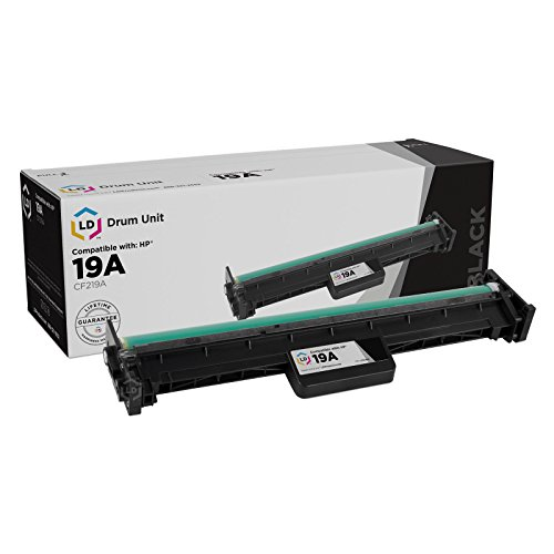 LD Compatible Replacement for HP 19A/CF219A Drum Unit for use in Laserjet M102a, M102w, MFP M130a, MFP M130fn & Laserjet Pro M102a, M102w, MFP M130a, MFP M130fn, MFP M130fw, MFP (Mfp Drum Cartridge)