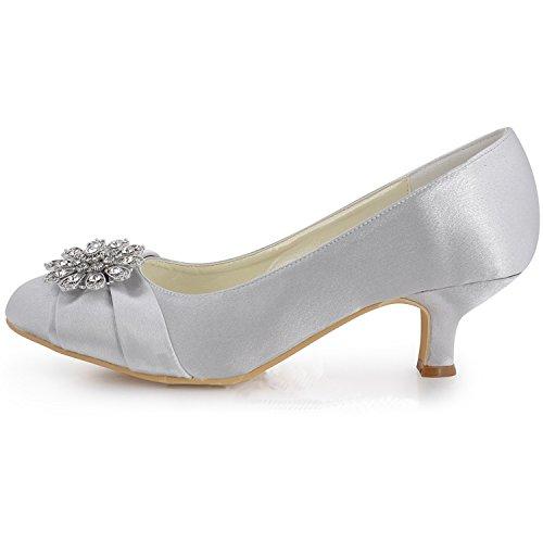 Alla Scarpe Fashion Donna Moda avorio Da Beige Matrimonio Kevin A1Ixn5wqn