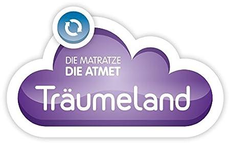 Tr/äumeland S0000101 Innenschlafsack LIEBMICH wei/ß Gr/ö/ße 44