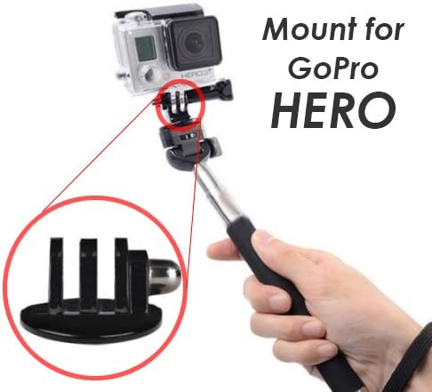 3pc Cleaning Kit for GoPro Hero 3 Tall Tripod Monopod Flexible Tripod 3+
