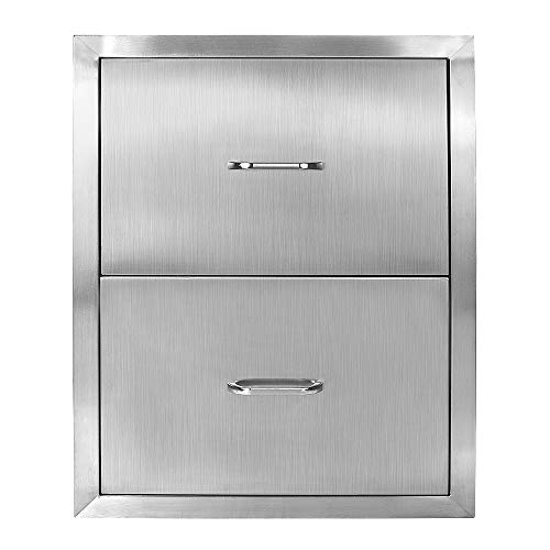 Seeutek Outdoor Kitchen Drawer 304 Stainless Steel 15