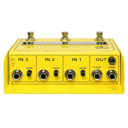 Palmer PAL-PTRINITY Trinity Instrument Selector Pedal