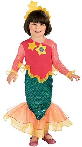 Rubies Dora The Explorer Mermaid Child Costume, Toddler