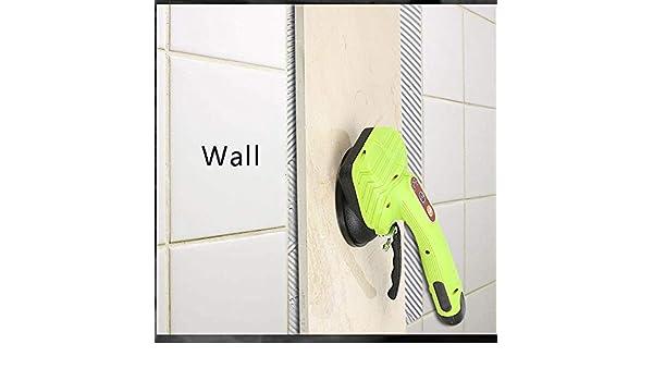 QWERTOUY Teja portátil vibrador para Floor Yeso máquina para Colocación de baldosas Herramienta de nivelación automática vibrador batería de Litio Piso: Amazon.es: Hogar