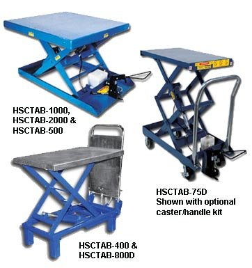 Vestil-SCTAB-750D-Steel-Double-Foot-Pump-Scissor-Lift-Table-with-Painted-Blue-Finish-750-lbs-Capacity-40-Length-x-20-Width-Platform-7-35-Height