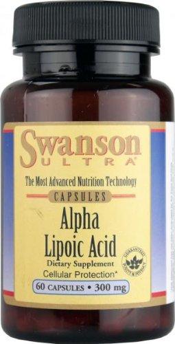 Swanson Alpha Lipoic Acid Caps