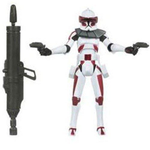 (Clone Commander Thire CW32 Star Wars Clone Wars Action Figure)