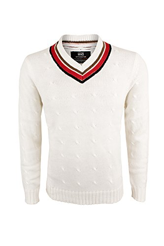 6bfc8cc055d Fifth Doctor (Peter Davison) Sweater - Doctor Who Cricket Jumper by LOVARZI