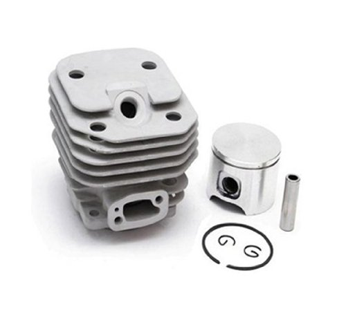Cylinder Piston Rebuild Assembly Kit for Husqvarna 61 Chainsaws 48mm