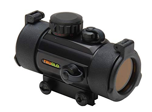 TRUGLO Red-Dot 40mm Sight Black (Truglo Tru Brite Open Red Dot Sight)