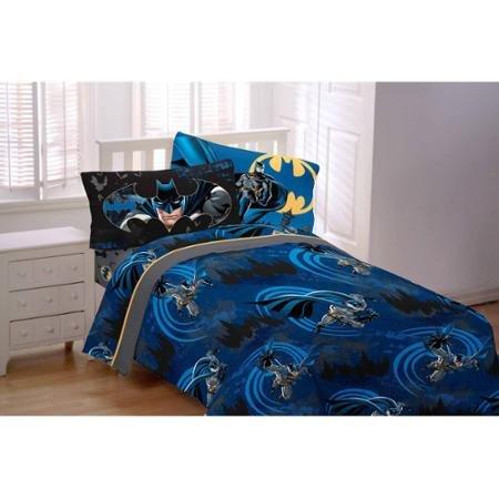 batman twin bed sheets - 1