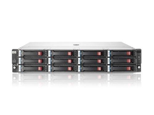 HP D2600 12-Bay 3.5-Inch SAS Disk Enclosure AJ940A