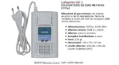 64 opinioni per GAS DETECT