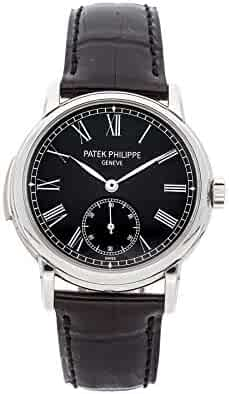 Patek Philippe Grand Complications Mechanical (Automatic) Black Dial Mens Watch 5078P-010 (Certified Pre-Owned)