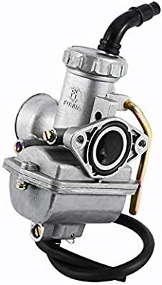 20mm PZ20 ATV Carb Carburetor 50cc 90cc 110cc For Kazuma Meerkat Falcon Viper