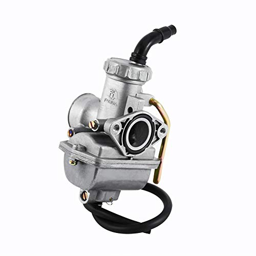 EVGATSAUTO PZ20 Carburateur Fit voor 50cc 70cc 90cc 110cc 125cc ATV Quad Skelter Carburateur 17100-D002-0000