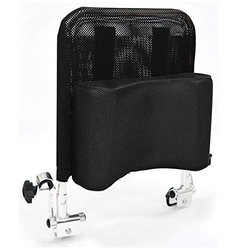 (ZHOUHUAW Wheelchair Neck Support, Wheelchair Headrest, for Adults Portable Universal Wheelchair Accessories )