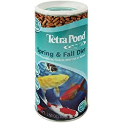 Tetra Pond 16467 7.05 Oz Spring & Fall Diet Pond Fish Food