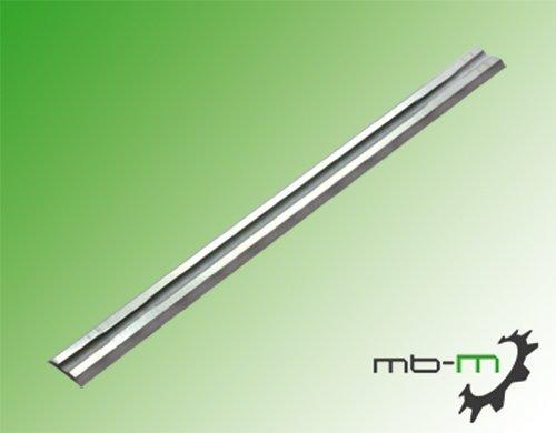 Hobelmesser 80,5mm f/ür ELU: MFF81 mb-m 2 Stk MFF80 MFF40 uvm.
