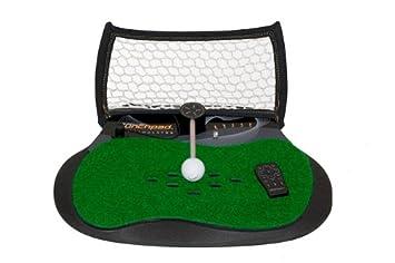Electric~Spin Simulator Simulador Golf, Unisex, Verde, Talla ...