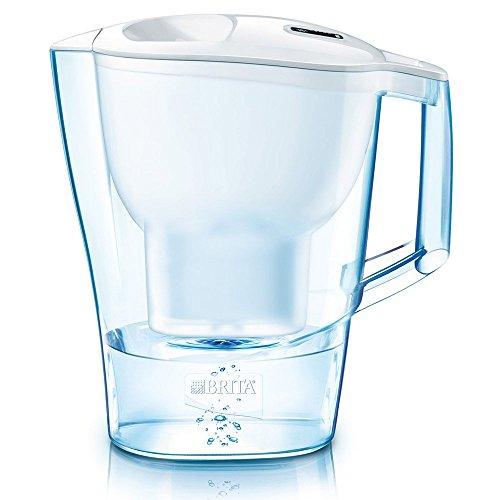 ブリタ 浄水 ポット 2.0L アルーナ XL ポット型 浄水器 カートリッジ 1個付き 【日本仕様・日本正規品】