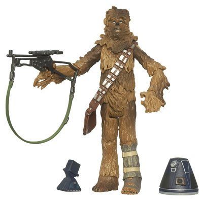 Star Wars The Legacy Collection Chewbacca 1st Day of Issue