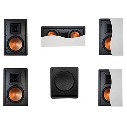 Klipsch R-5800-WII In-Wall System #33