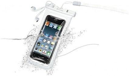 custodia subacquea iphone cellular line