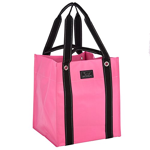 3-in-1 Foldable Storage Box with Handle (Pink) - 2