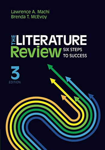 The Literature Review: Six Steps to Success (Aspects Of Teaching And Learning In Secondary Schools)