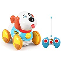 Singing and Dancing Lovely Dog Toys with Remote Control