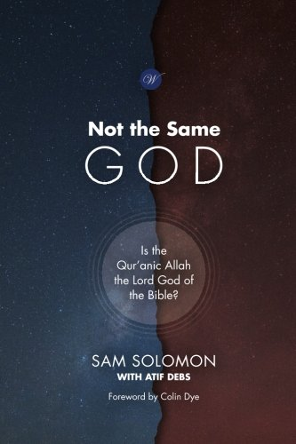 Not the Same God: Is the