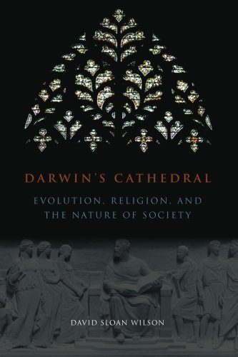 Cover of Darwin's Cathedral: Evolution, Religion, and the Nature of Society
