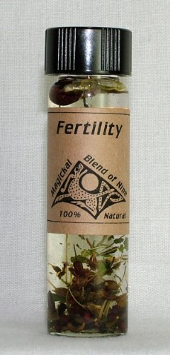 Fertility Magickal Oil (Magickal Oil Blend)