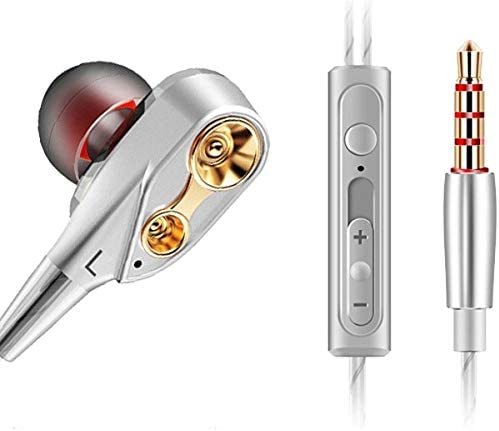 Auriculares Hq Design para LG K8 4G Smartphone con micrófono Manos ...