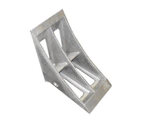 IRONguard-60-7202-CC-07-Aluminum-Century-Wheel-Chock-6-14-Width-x-9-Height-10-Base