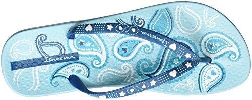 Ipanema Anat Lovely Vii Fem, Chanclas para Mujer Mehrfarbig (blue/blue)