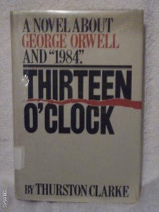 book cover of Thirteen O\'Clock