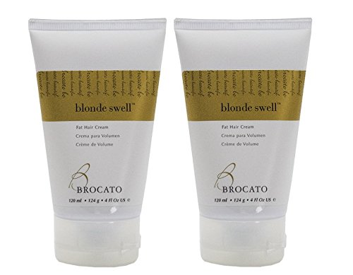 Price comparison product image Brocato Blonde Swell Fat Hair Cream 4 oz (Set of 2)