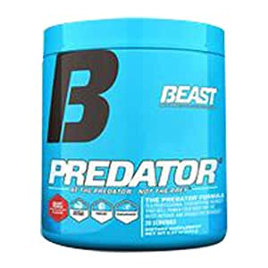 Beast Sports Nutrition, Predator, Professional Strength Preworkout, Beast Punch, 30 Servings