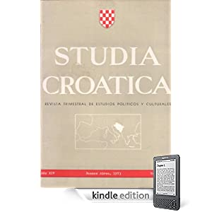 Studia Croatica - números 50-51 - 1973 (Spanish Edition)