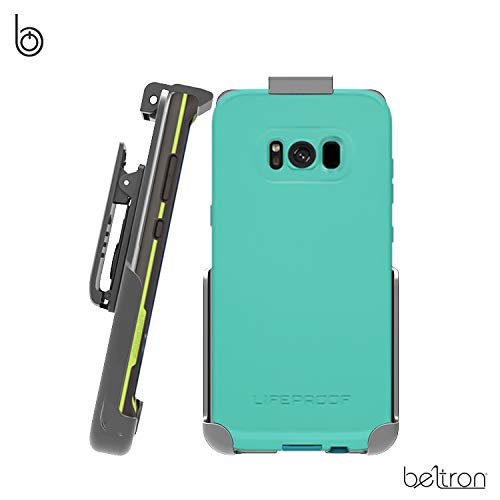 wholesale dealer 4b377 e5fe0 Belt Clip Holster for The LifeProof FRE Galaxy S8 Plus S8+ Case (LifeProof  FRĒ case is not Included)