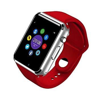 Smartwatch A1 Bluetooth con Cámara, Altavoz, Micrófono y Sim ...