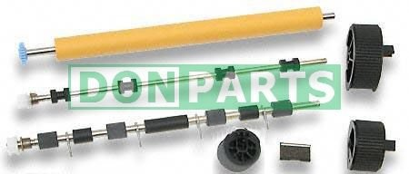 Maintenance Roller Kit for HP LaserJet 4+ 4M+ EXII 7pcs by donparts