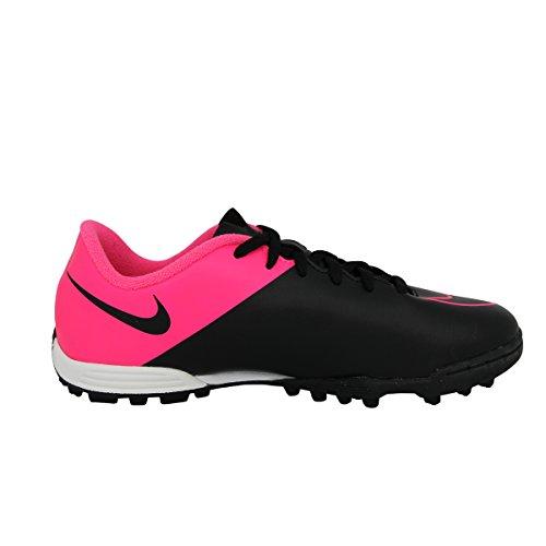 Nike Herren Jr Mercurial Vortex Ii Tf Fußballschuh Schwarz