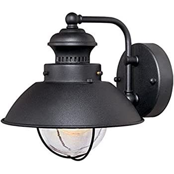 Vaxcel One Light Outdoor Wall Light OW21581TB One Light Outdoor Wall Light