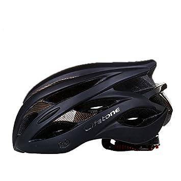 Casco de bicicleta Ciclismo LIFETONE Ciclismo casco mate MTB Casco de bicicleta de carretera Ultraligero Cascos