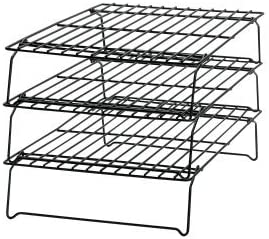 Wilton 2105-459 Excelle Free shipping on posting reviews Elite 3-Tier Albuquerque Mall Cooling pack 2 Rack