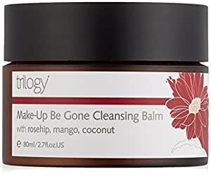 Trilogy Make-Up Be Gone Cleansing Balm, 80ml 2.7fl. oz