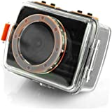 WOSOSYEYO 20M Waterproof HD 1080P Sport Video DVR Action Camera Camcorder Motion Detection